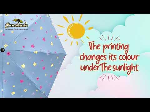 Solar Activated Umbrella