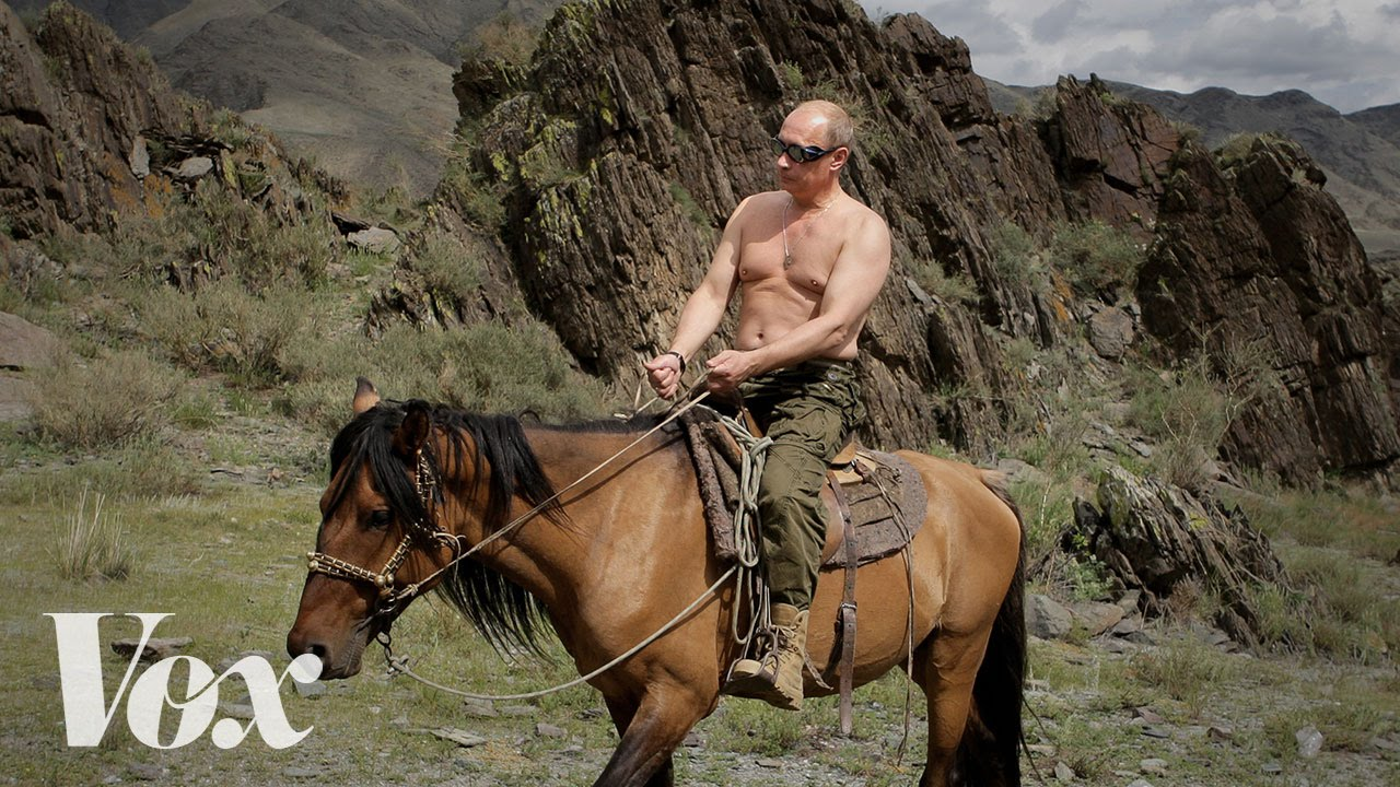 Vladimir Putin S Topless Photos Explained Youtube