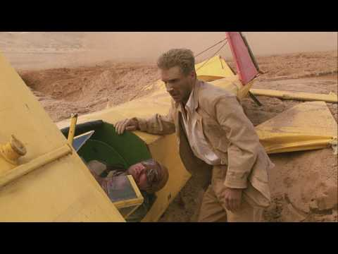 O Paciente Inglês - Trailer (Legendado)