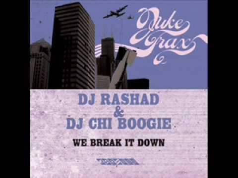 DJ Rashad & DJ Chi Boogie - Ay Yo Yo!!