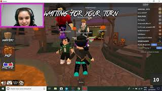 GamePlay ROBLOX IrisSaura