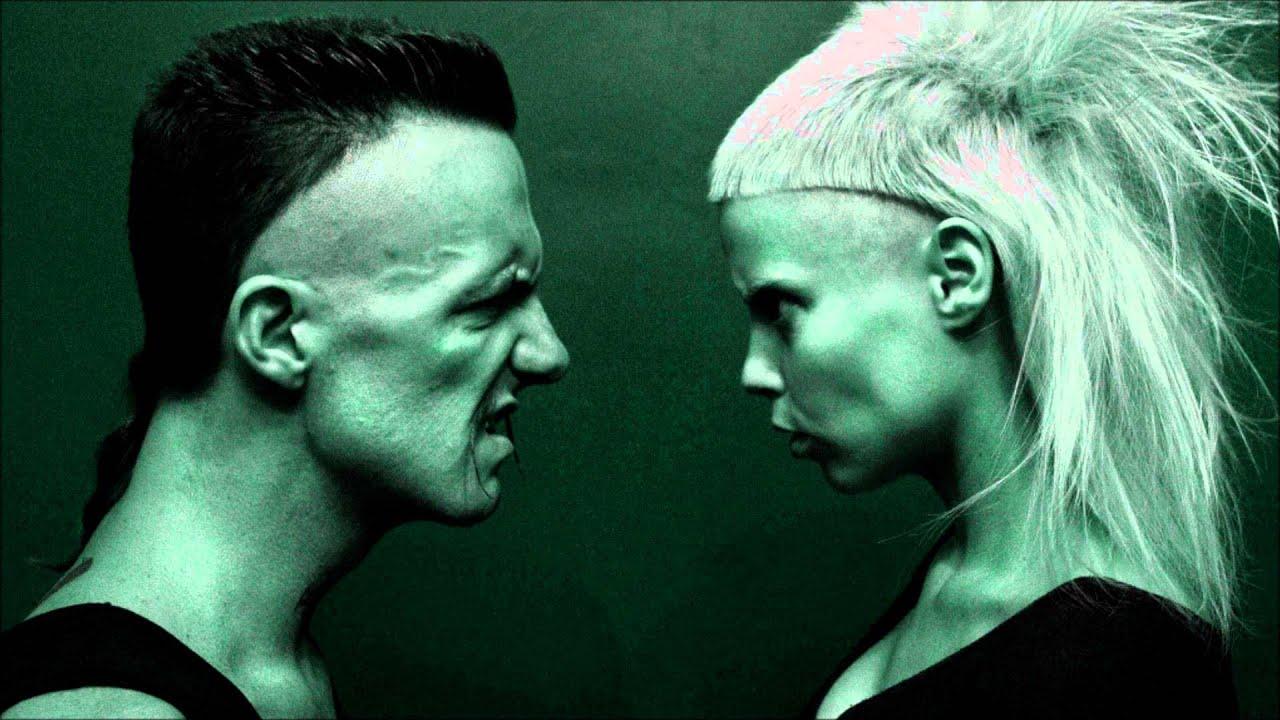 Die Antwoord - Wat Kyk Jy? (Live in Glasgow, 14/01/2015