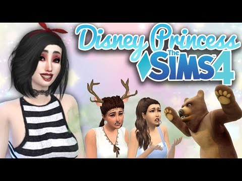 Смотрите сегодня The Big Wedding! | Ep  15 | Sims 4 Disney Princess