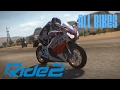 Ride 2 ps4- all bikes collection