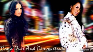 Aaliyah & Jojo - Come Over And Demonstrate (Mashup)