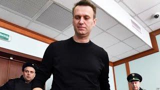 Навальный на свободе, но журналисты этого не увидели