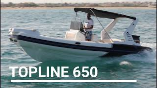 The new Tiger Marine 650 TopLine