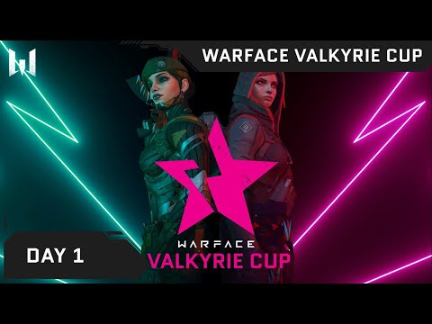 Турнир Valkyrie Cup II. Day 1