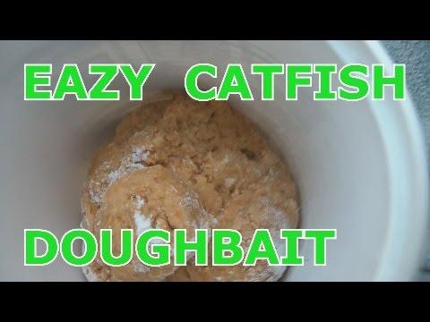 JTO #207 : EAZY 4 INGREDIENT CATFISH DOUGHBAIT