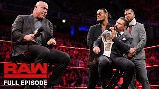 WWE Raw Full Episode - 6 November 2017