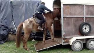 Pascale & Igor, bétises avec le van.....