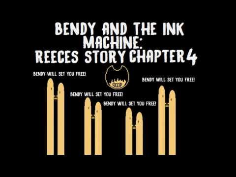 Bendy And The Ink Machine: Reeces Story Chapter 1 - 6 Full Game