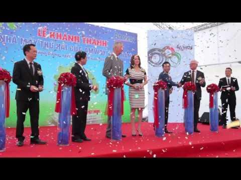 [Official]: Amway Việt Nam chính thức khánh thành Nhà máy thứ 2 tại Bình Dương