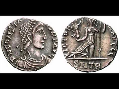 Roman Silver Coins Metal Detecting