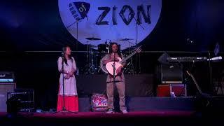 Benny & Zanbeni Prasad - Testimony & Live performance - Echoes of Zion DBYS
