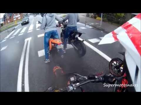 Rainy day | Beta RR | Rieju MRT | Derbi Senda | Yamaha Dt | Keeway Tx