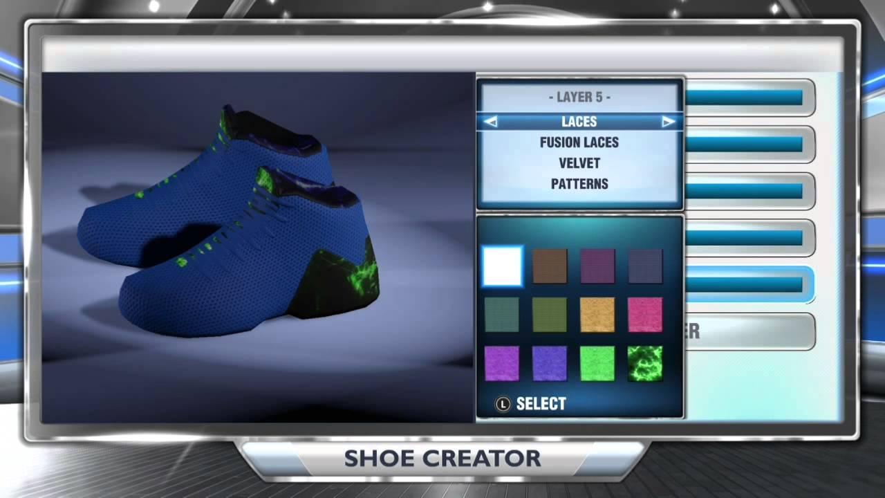 make ur own nike shoes