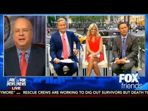 Donald Trump, James Carville, Karl Rove; Clinton vs Trump