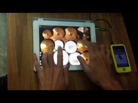 แสงสุดท้าย - slide to unRock - iPad Drum Meister
