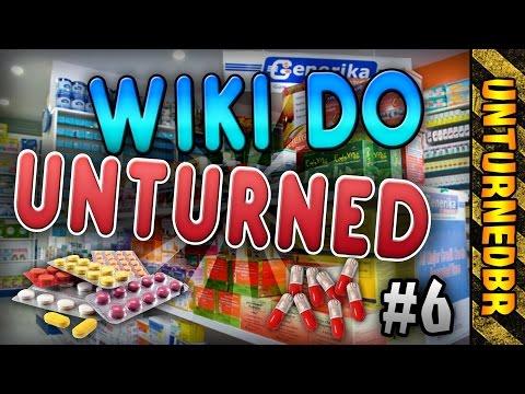 Tutorial Interativo - itens de vida | Wiki do Unturned #6 [UnturnedBR]