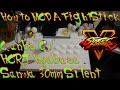 How To Mod A FightStick | HORI Hayabusa | Qanba Q1 | Sanwa 30mm Silent