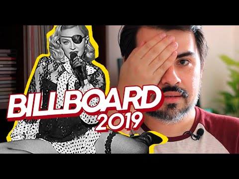 Madonna COM 1 OLHO SÓ impressiona no Billboard Awards