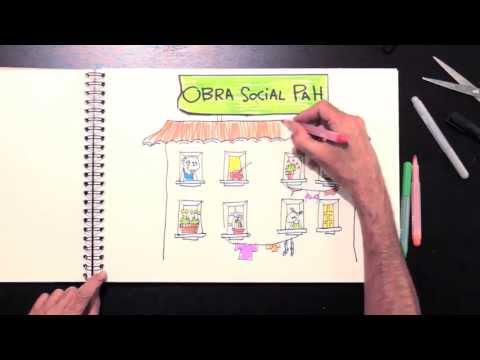El manual de la Obra Social de la PAH