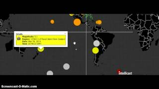 Time To Wake Up News: ( 6.6M Earthquake Mexico & Uptick Around The World ) June 1, 2014