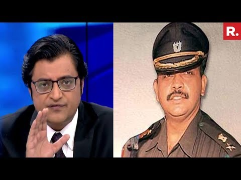 Col. Purohit 'Fixed' To Frame Fake 'Hindu Terror' Theory | The Debate With Arnab Goswami