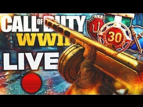 WW2 *NEW Update* + Hitting Prestige 5 in 4 Days! - WORLD WAR 2 LIVE