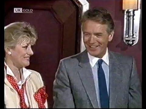 Crossroads Motel  Mon 3rdTues 4th June 1985 Final appearance of David & Barbara Hunter