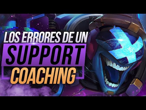 🌟 Como jugar SUPPORT 🌟 Guía de Support League of Legends en Español para subir ELO