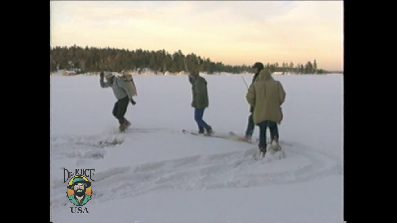 Minnesota extreme cold beat by singing and dancing and ice for Mn ice fishing regulations