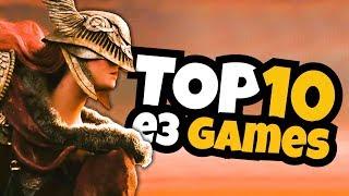 Top 10 Games Of E3  2019