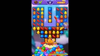 Candy Crush Friends Saga Level 235 (No boosters)