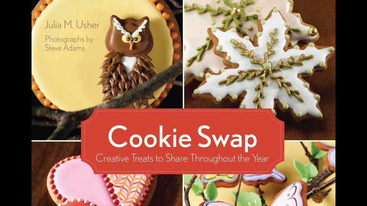 Cookie Swap: Creative Treats to Share Throughout the Year