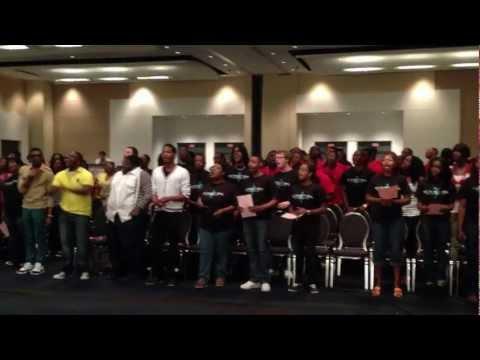 No Greater Love- Mass Choir Rehearsal BSU...