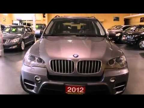 In Toronto - 2012 BMW X5 35 DIESEL NAVIGATION REAR CAM PANORAMIC ROOF RUNNI SUV