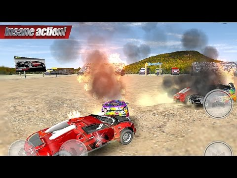 4x4 Sportcars Derby Racing - Android Gameplay [1080p]