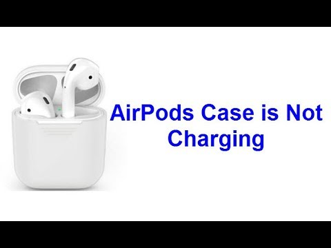 premium selection 78c3d a873e Apple AirPods Case is Not Charging