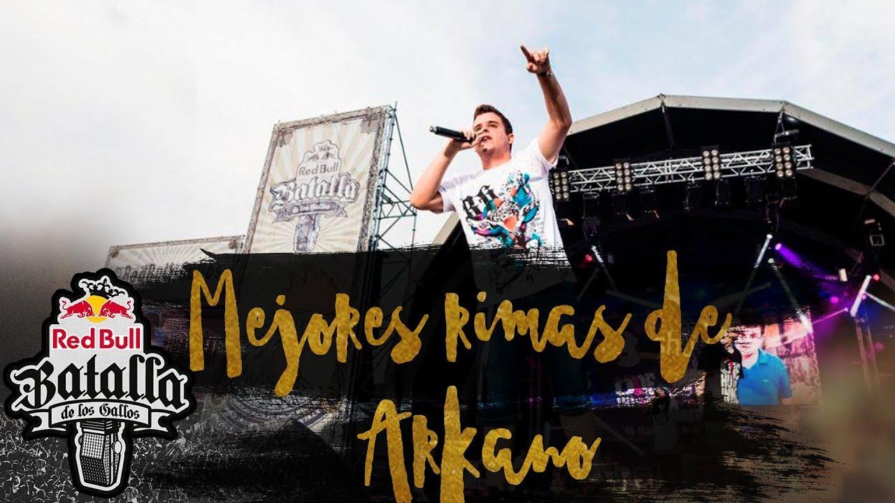 Las mejores rimas de Arkano  10439899db6