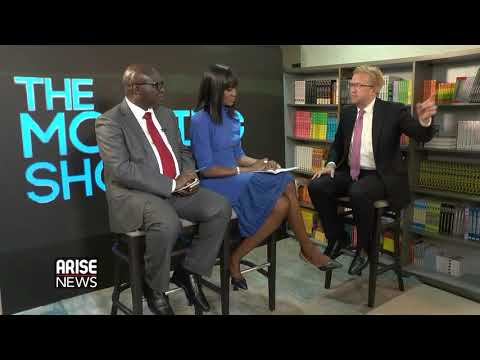 Dr. Wiebe Boer discusses the power sector, his book and his Nigerian upbringing