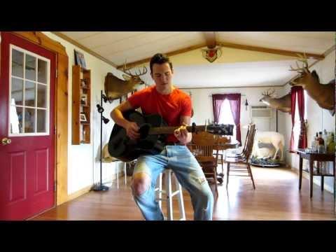 Josh Thompson - Sinner Cover w/ tabs & lyrics