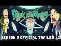 'Rick and Morty' Season 5 Trailer