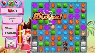Candy Crush Saga iPhone Gameplay #16
