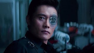 Kyle Reese meets T-1000   Terminator Genisys
