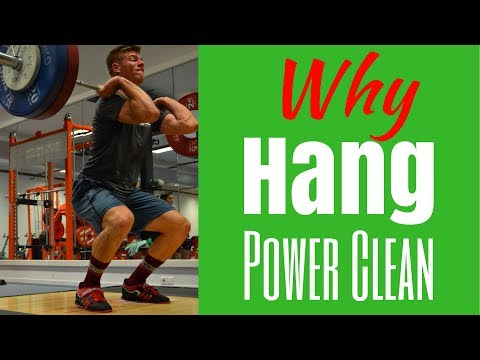 Hang Power Cleans: Why Hang Power Cleans I Benefits of Hang Power Cleans