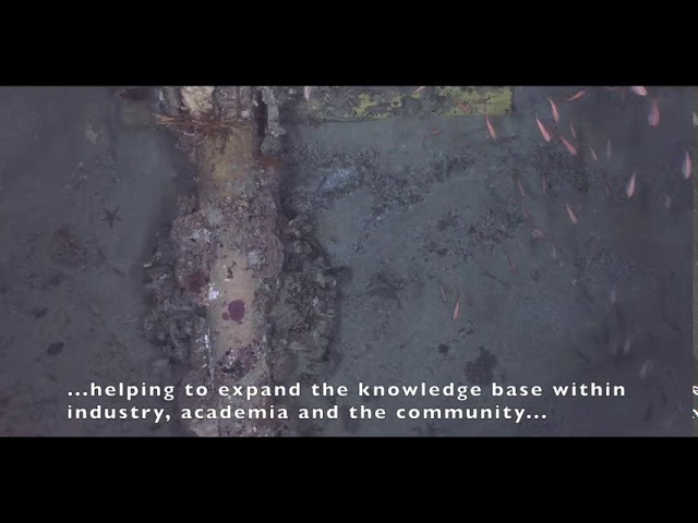 Inaugural Partnership to study the Marine Habitat Value of Subsea Facilities