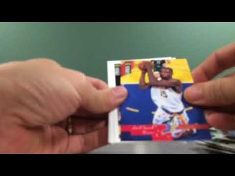 1995 UD Collector's Choice Basketball Box Break #1