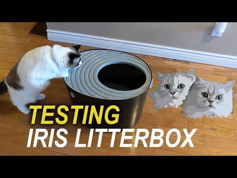 IRIS Litter Box Test Review